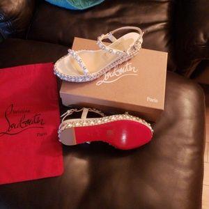 Red Bottom Sandals